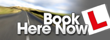 Driving Lessons Booked Here so you can Learn to Drive Today